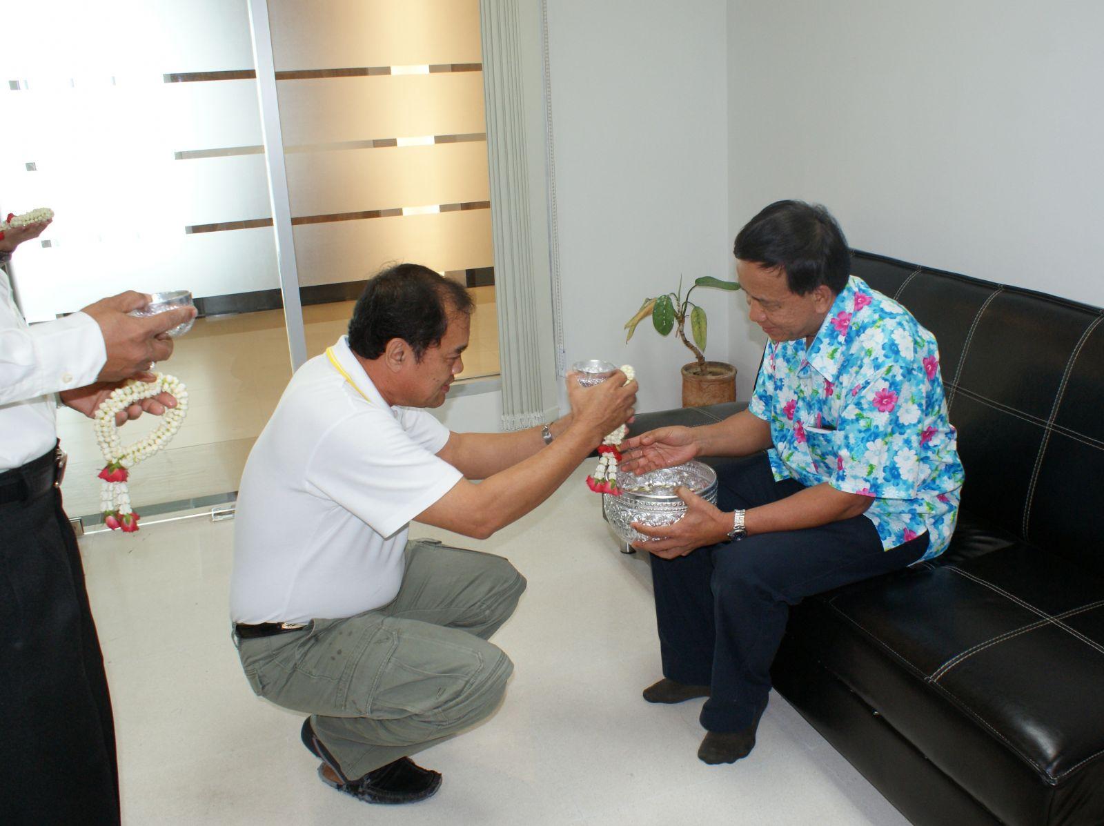 ปปท.เขต 2 สืบสานประเพณีไทย